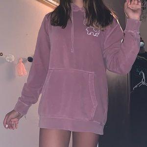 oversized ivory ella hoodie